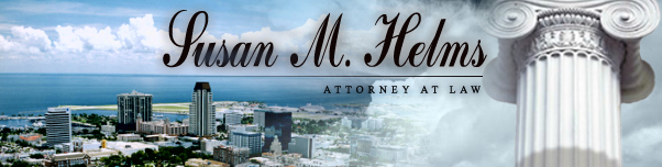 Mediations, Family Law, and Dispute Resolution by Susan M. Helms -- Attorney At Law
